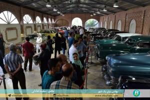 از موزه خودرو های کلاسیک تبریز 8